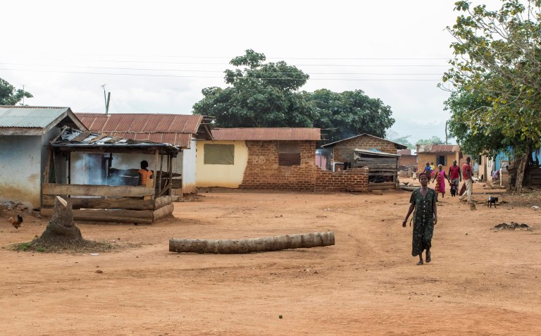 Ghana-Good bye-0818