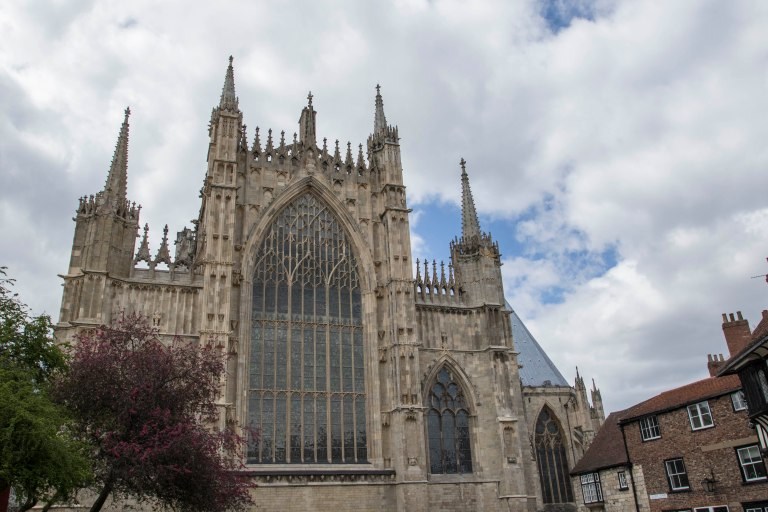 England-York Minster-1694