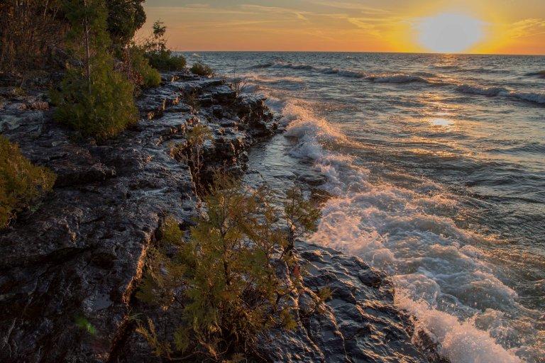 Whitefish Dunes State Park-2017-4947