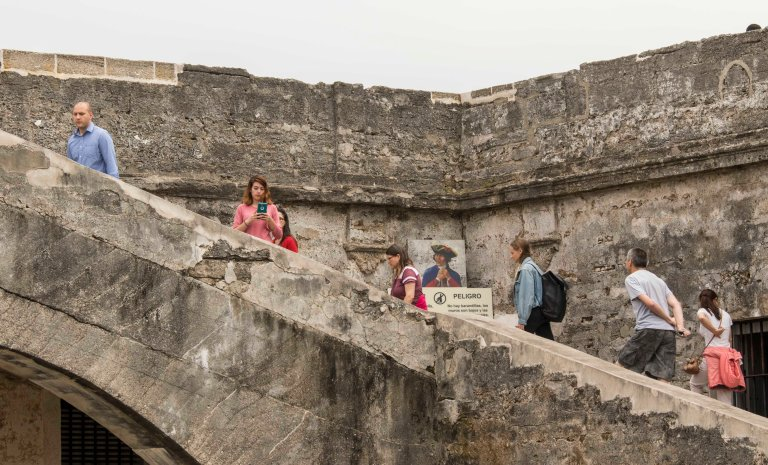 Castillo De San Marcos-2144