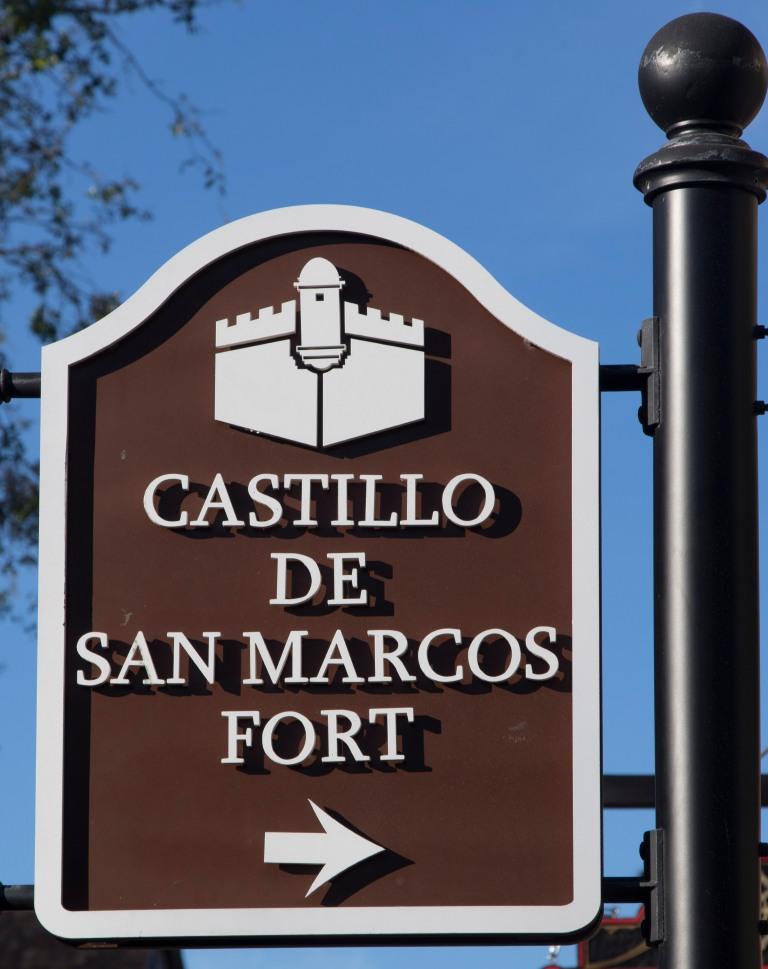 Castillo De San Marcos-5273