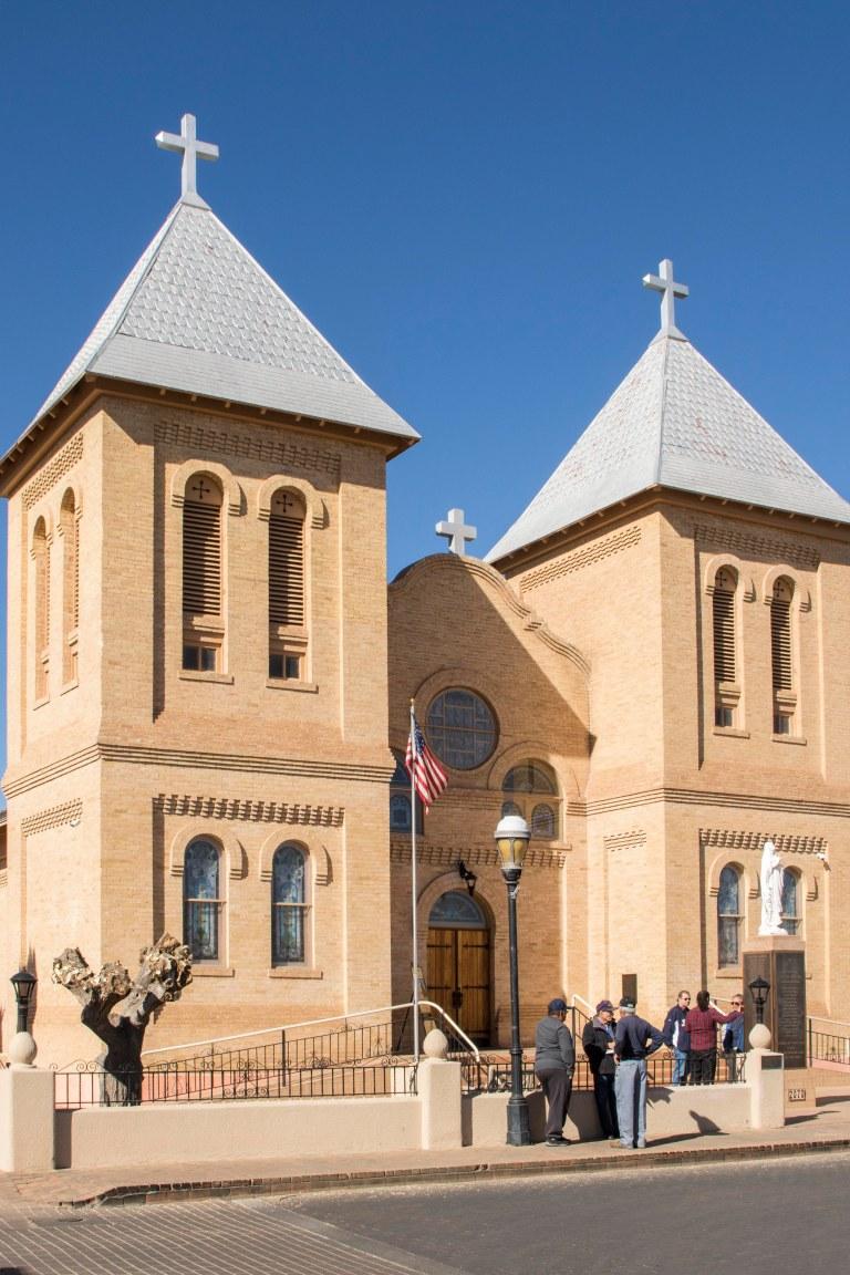 Las Cruces and Mesilla-6041