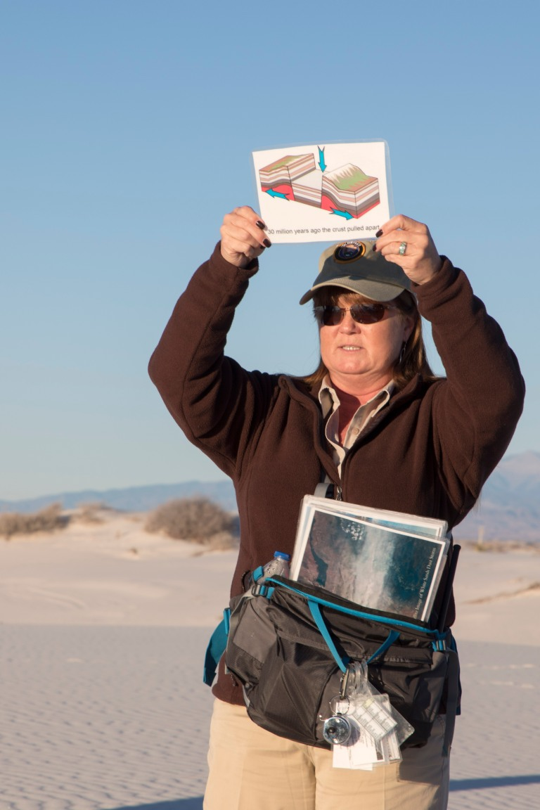 White Sands NM-6001