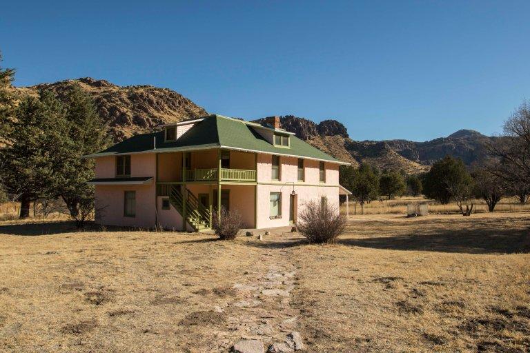 Chiricahua NM-6245