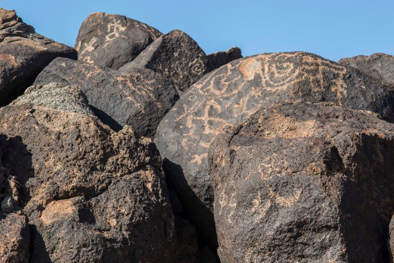 Painted Rock Petroglyph-2821