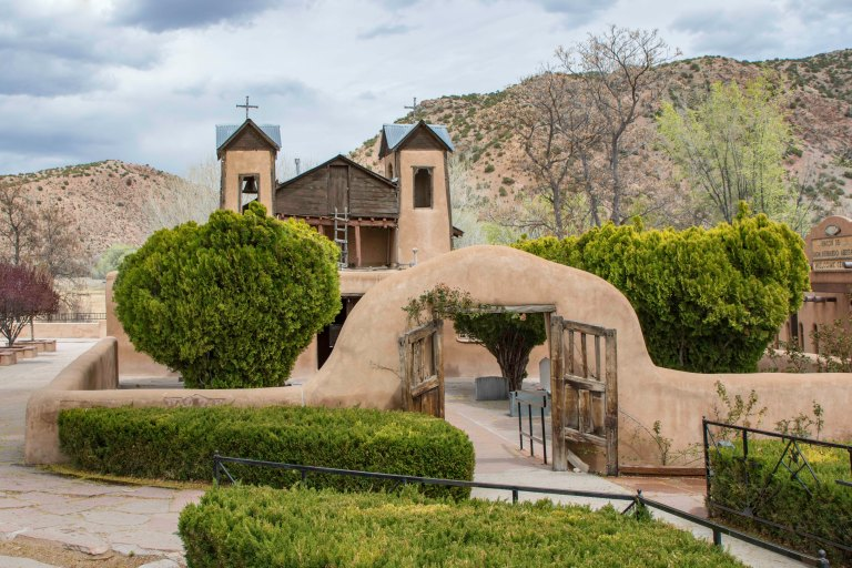High Road to Taos - Part 1-7309