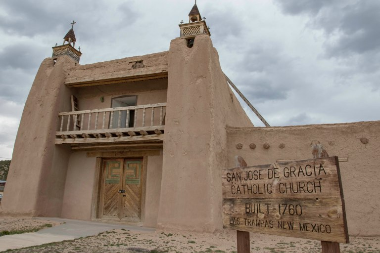 High Road to Taos - Part 1-7340
