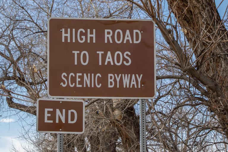 High Road to Taos - Part 2-8032