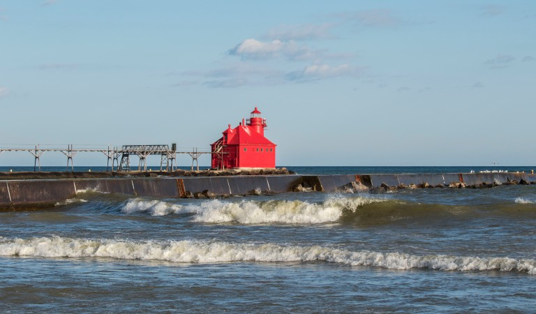 Sturgeon Bay Shipping Channel Light-4745