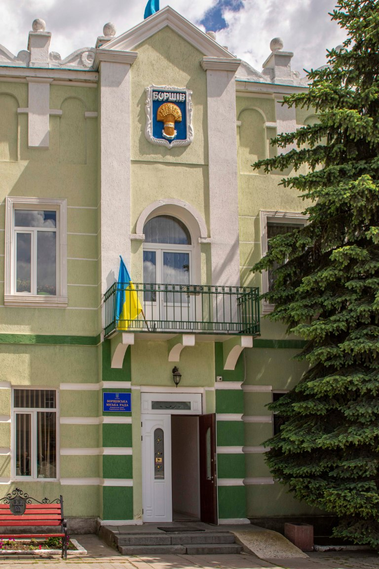 On the road to Borshchiv-8117