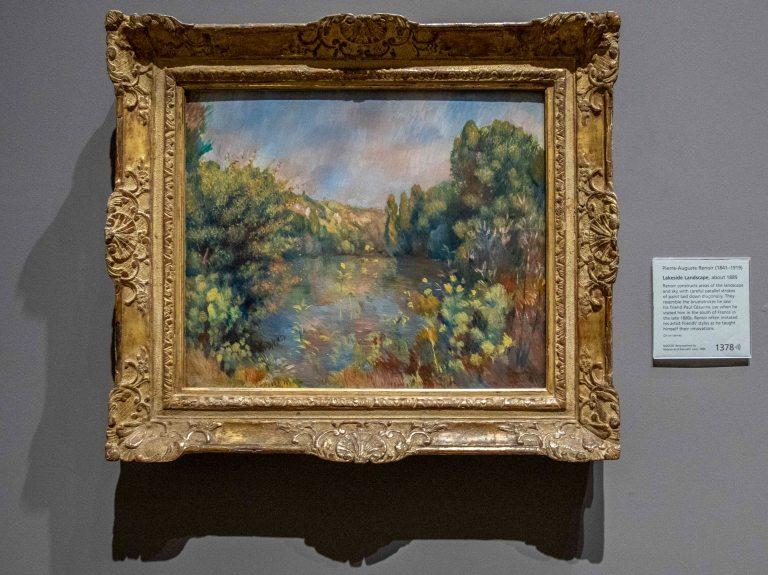 A garden, a gallery and a song-9495