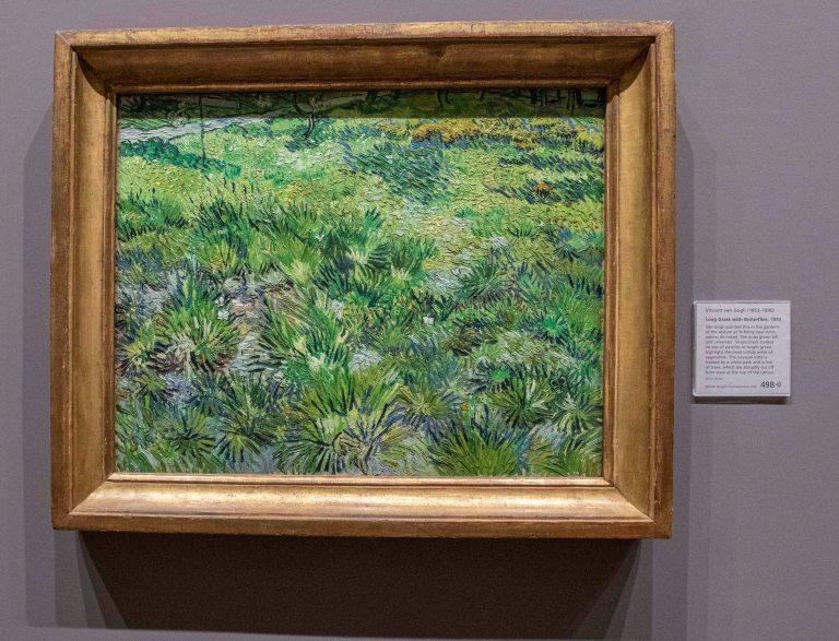 A garden, a gallery and a song-9496