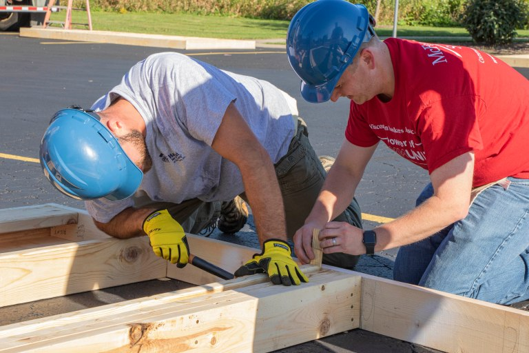 Habitat for Humanity Build-0198