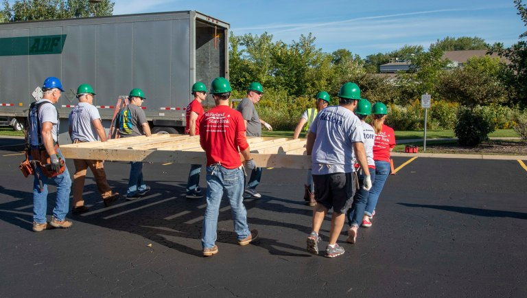 Habitat for Humanity Build-5258